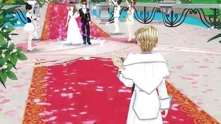 QQ炫舞结婚仪式之《结婚吧!》