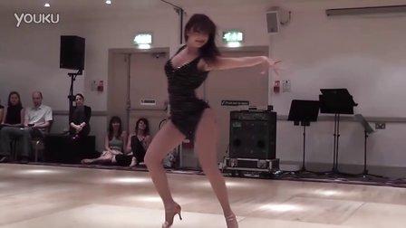 什么是salsa舞 salsa舞如何跳?