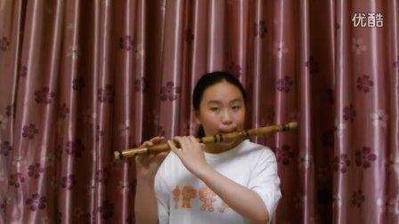 笛童韵:笛子独奏《云南山歌》