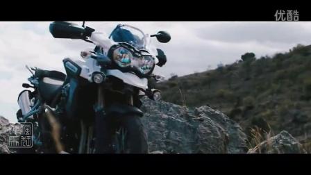 2015款凯旋 Tiger Explorer XC 探险摩托车