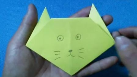儿童 折纸/沙画小猫Tom