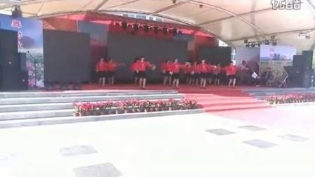 唐山市丰润区文化广场五月鲜花广场舞大赛·茹家庄舞蹈队-正月十五闹花灯之生意兴隆