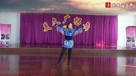 美久广场舞--《八戒八戒》分解教学和背面演示