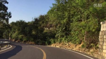 骑行贵州210国道