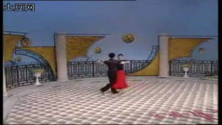 优美的慢四舞步魔方-慢四步套路入门(伏宇军)玩法视频教程讲解教学的图片