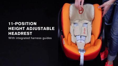 德国cybex  Cloud Q提篮式安全座椅