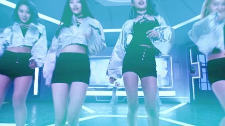 国内顶尖C-POP女团Monster科幻系MV《My world》首发