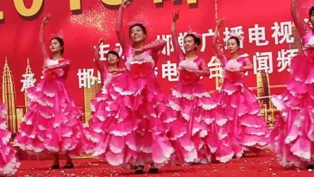 邯郸秋季房展会开幕式文艺演出——万年牛人录