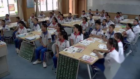統編版八年級歷史《科技文化成就》優秀課堂教學實錄