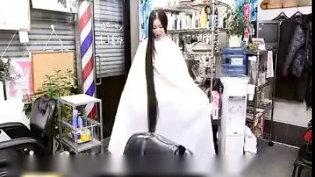 小日本超长发美女剃光头-_标清广场舞