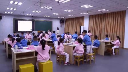 一年级科学《它们去哪里了》优秀公开课视频-武夷山实验小学