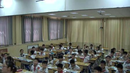 北师大版一年级数学《可爱的校园》优秀课堂实录