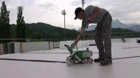 leister屋面防水卷材TPO焊接机VARIMAT V2