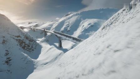 美劇版冰凍末世《雪國列車》新款預告片