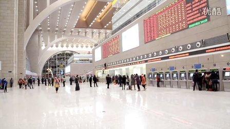 石家莊新火車站——隨拍!