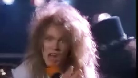 Guns N'Roses-Welcome To The Jungle