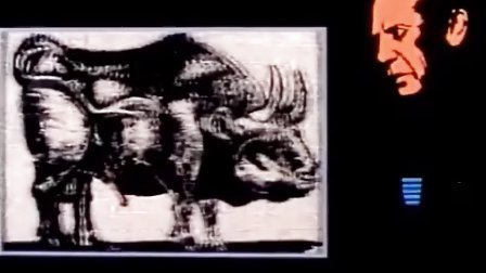 阿凡提的故事15毕加索与公牛