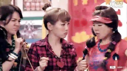 少女时代MV【Oh】高清HD  性感  清纯  可爱__迷迭流