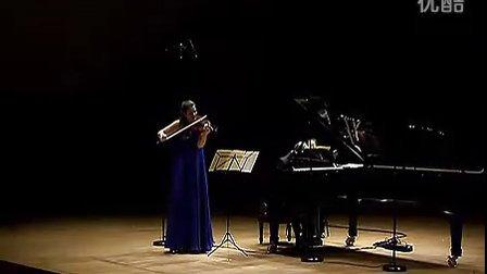 德彪西:g小调小提琴与钢琴奏鸣曲,小提琴:珍妮·杨森;钢琴:伊塔玛尔图片