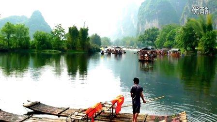 桂林山水甲天下,真是名不虛傳圖片