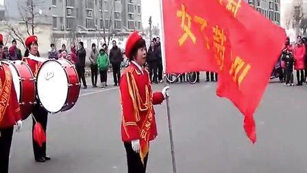 北赵村女子鼓乐队