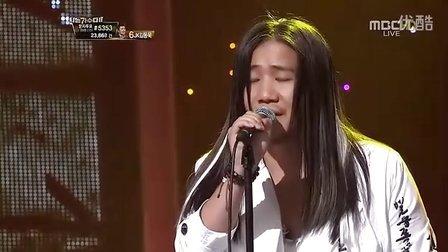 我是歌手2 朴完奎 - 未能寄出的信 (中字)