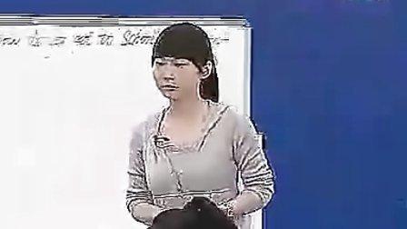 第八届全国人教版初中英语优质课 《HowdoyougettoschoolSecti》_岳丽鸽教学视频