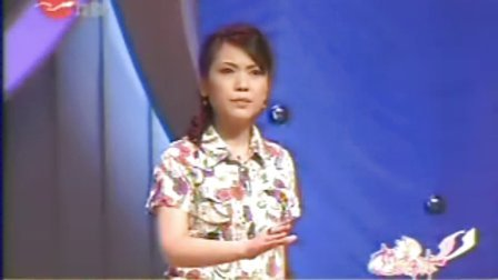 越女争锋初赛上海赛区四34号蔡燕:清唱《劈山救