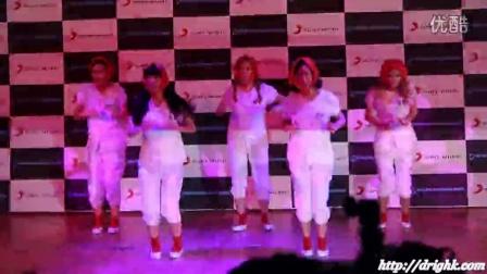 韩国小妹组合- CrayonPop 热舞- Uh-ee 140328