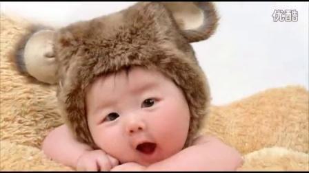 晨曦唯美影像儿童宝宝可爱写真百日mv et013 小小世界