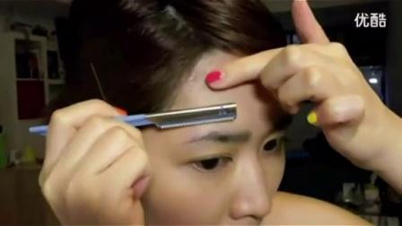 淡妆的正确步骤视频教程