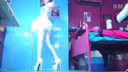 聂聂ruyi 美女自拍热舞 韩国音乐宣美 20140930