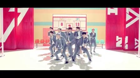 【风车·韩语】SEVENTEEN新曲《万岁(Mansae)》舞
