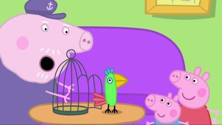 小猪佩奇第二季:波莉的假期
