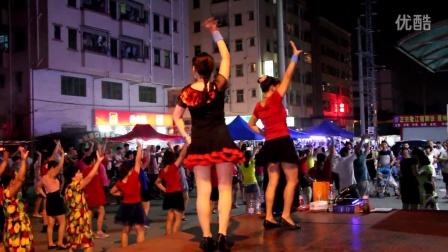 点击观看《青青世界广场舞 DJ美丽公主&舞出你的爱&DJ对不起现在我才爱上你》