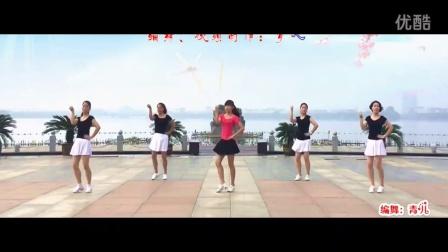 2016最新广场舞《我是群主》最新广场舞教学健身舞瘦身舞蹈减肥操健美操广场舞蹈大全)视频
