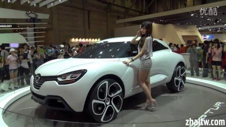 韩国性感娇媚动人美女车模