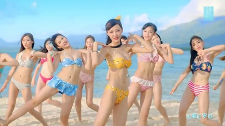 【风车·华语】满屏比基尼升级!SNH48《梦想