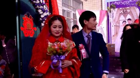 兴平航拍婚礼QQ1505008874