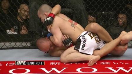 UFC孤军奋战 张铁泉 vs 田村一圣运动中日对抗赛