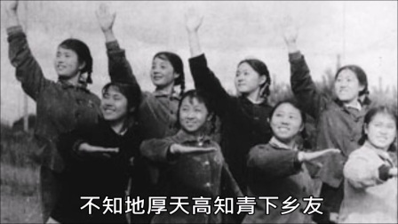 《知青》粵語歌MV