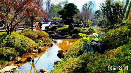 (13)《超清》漫游自然风景区百花湖-城市湿地-泉