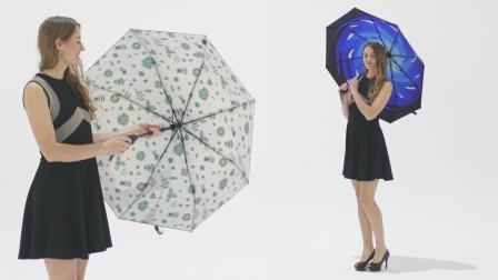 GASE 嘉仕传媒:台湾自动雨伞天猫品牌广告片宣传