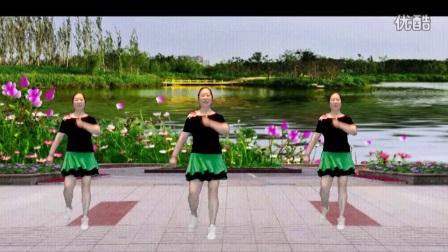 点击观看《最新宜阳明萱广场舞 动感健身舞 不变的音乐 编舞 彬彬》