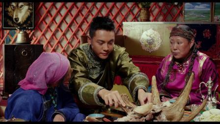 搏击迷城 陈伟霆终于和金月婆婆见面,赵柯提议开创女子搏克会,他能否同意相关的图片