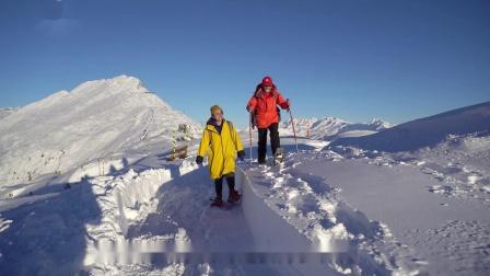 超人气综艺同款旅行地!欧洲最壮观的阿莱奇冰
