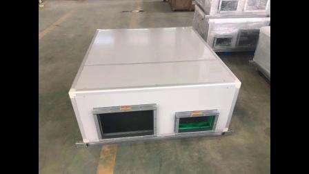 爱科空调商用吊顶式pm2.5过滤新风换气机厂家