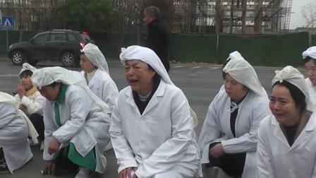 沉痛悼念刘母李氏老孺人逝世(上集)