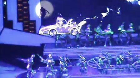 北京现代10周年庆典:快乐生产线