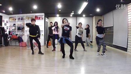 南京ISHOW爵士 孙丹菲《眼泪簌簌》DRPPING TEARS MV舞
